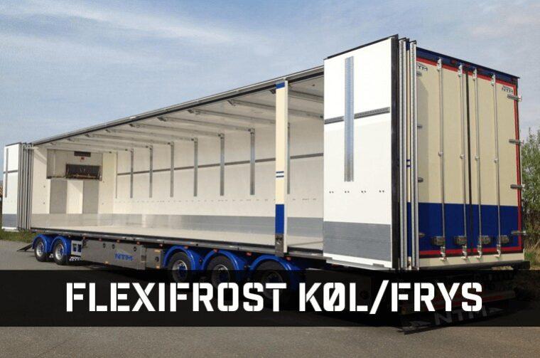 FLexifrost køl-frys